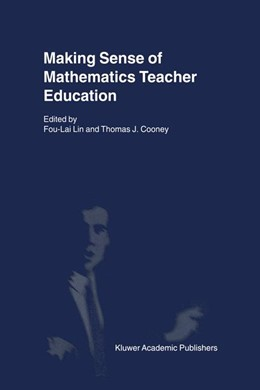 Abbildung von Fou-Lai Lin / Cooney | Making Sense of Mathematics Teacher Education | 2001