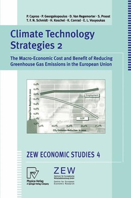 Abbildung von Capros / Georgakopoulos / Regemorter | Climate Technology Strategies 2 | 1999 | The Macro-Economic Cost and Be... | 4
