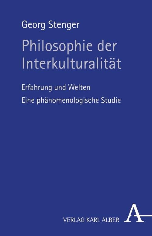 Abbildung von Stenger | Philosophie der Interkulturalität | 2006
