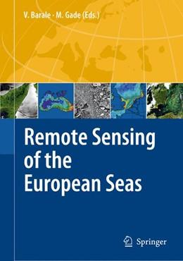 Abbildung von Barale / Gade | Remote Sensing of the European Seas | 2008