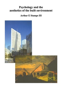 Abbildung von Stamps | Psychology and the Aesthetics of the Built Environment | 2000