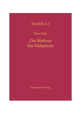 Abbildung von Sohn | Die Medizin des Zádsparam | 1996 | Anatomie, Physiologie und Psyc... | 3