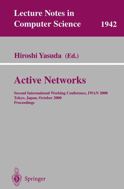 Abbildung von Yasuda   Active Networks   2000