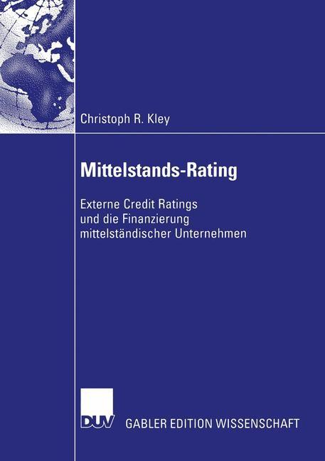 Abbildung von Kley | Mittelstands-Rating | 2003