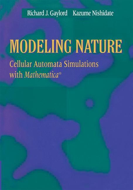 Abbildung von Gaylord / Nishidate | Modeling Nature | 1996