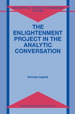 Abbildung von Capaldi | The Enlightenment Project in the Analytic Conversation | 1998 | 4