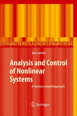 Abbildung von Levine | Analysis and Control of Nonlinear Systems | 2009 | A Flatness-based Approach