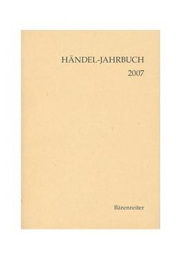 Abbildung von Händel-Jahrbuch / Händel-Jahrbuch | 2007 | 2007