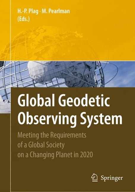 Abbildung von Plag / Pearlman | Global Geodetic Observing System | 2009