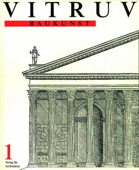Abbildung von Vitruv / Wyss | Vitruv, Baukunst | 1987