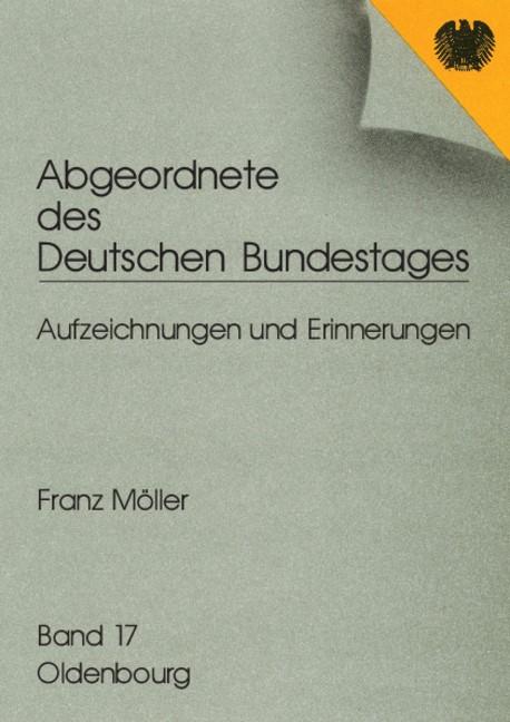Abbildung von Franz Möller   Reprint 2018   2004