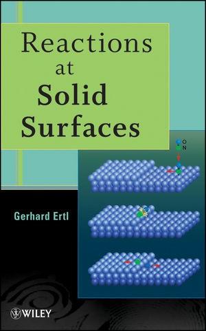 Abbildung von Ertl | Reactions at Solid Surfaces | 2009