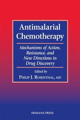 Abbildung von Rosenthal | Antimalarial Chemotherapy | 2001 | Mechanisms of Action, Resistan...