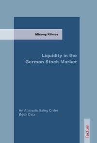 Abbildung von Klimes | Liquidity in the German Stock Market | 2007