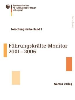 Abbildung von Führungskräfte-Monitor 2001-2006 | 2009 | 7