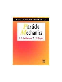 Abbildung von Collinson / Roper   Particle Mechanics   1995