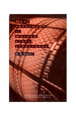 Abbildung von Croft | Heat Treatment of Welded Steel Structures | 1996
