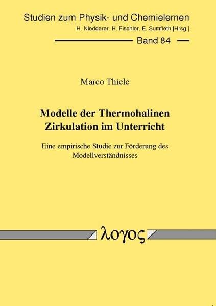 Abbildung von Thiele | Modelle der Thermohalinen Zirkulation im Unterricht - eine empirische Studie zur Förderung des Modellverständnisses | 2008