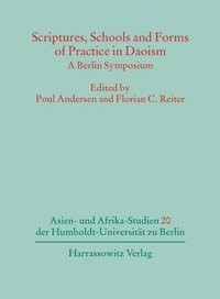 Abbildung von Andersen / Reiter | Scriptures, Schools and Forms of Practice in Daoism | 2005