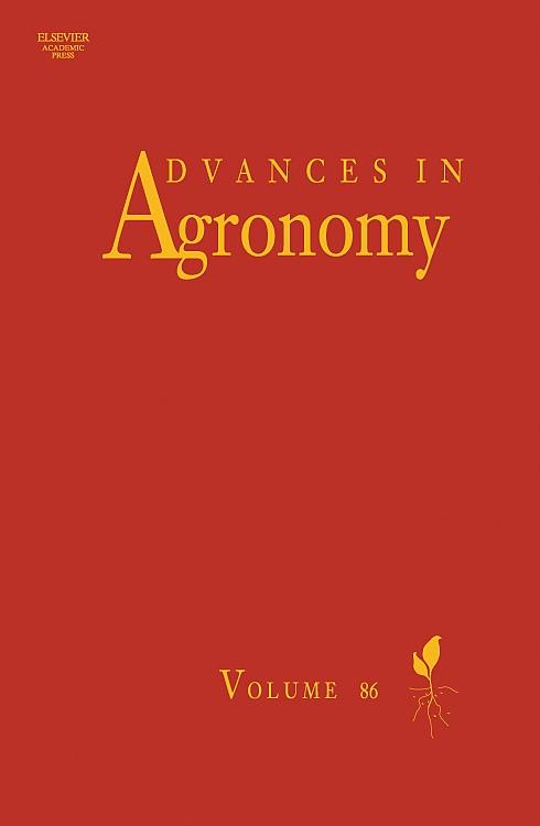 Abbildung von Advances in Agronomy | 2005