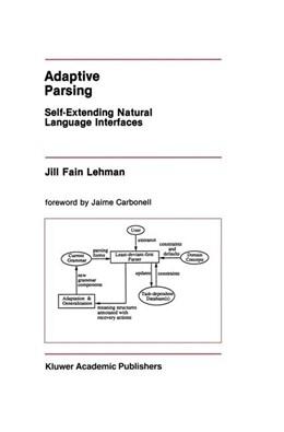 Abbildung von Fain Lehman | Adaptive Parsing | 1991 | Self-Extending Natural Languag... | 161