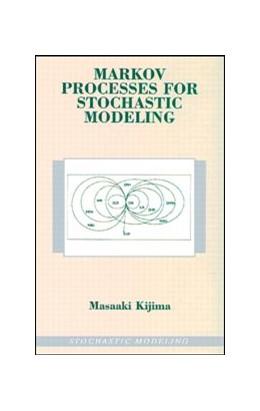 Abbildung von Kijima   Markov Processes for Stochastic Modeling   Softcover reprint of the original 1st ed. 1997   1997   6