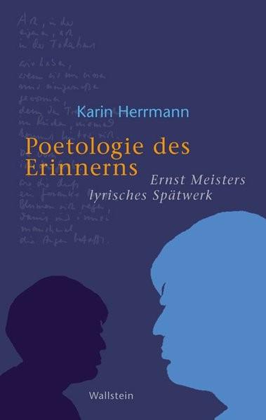 Abbildung von Herrmann | Poetologie des Erinnerns | 2008