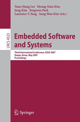 Abbildung von Lee / Kim / Park / Yang | Embedded Software and Systems | 2007 | Third International Conference... | 4523