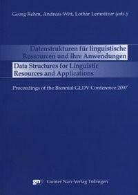 Abbildung von Hinrichs / Lemnitzer / Rehm / Witt | Datenstrukturen für linguistische Ressourcen und ihre Anwendungen | 2007