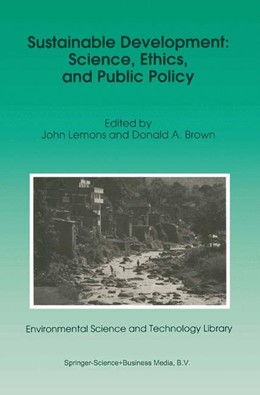 Abbildung von Lemons / Brown | Sustainable Development: Science, Ethics, and Public Policy | 1995