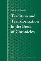 Abbildung von Beentjes | Tradition and Transformation in the Book of Chronicles | 2008