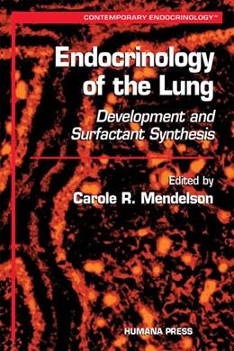 Abbildung von Mendelson | Endocrinology of the Lung | 2000