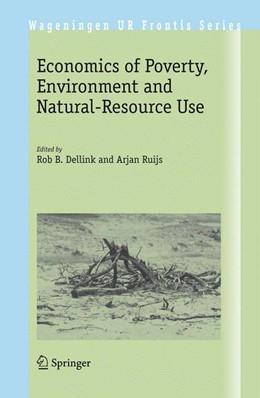 Abbildung von Dellink / Ruijs | Economics of Poverty, Environment and Natural-Resource Use | 2008 | 25