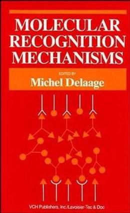 Abbildung von Delaage | Molecular Recognition Mechanisms | 1991