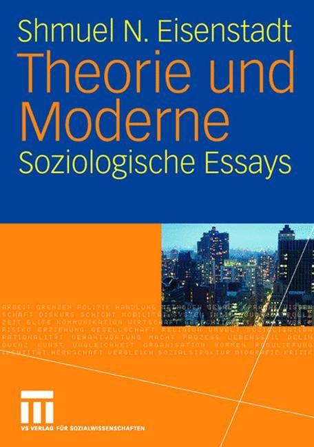 Abbildung von Eisenstadt | Theorie und Moderne | 2006