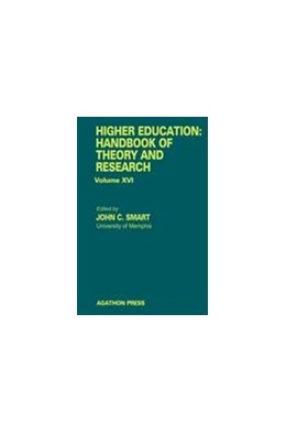 Abbildung von Smart | Higher Education: Handbook of Theory and Research | 2001 | 16