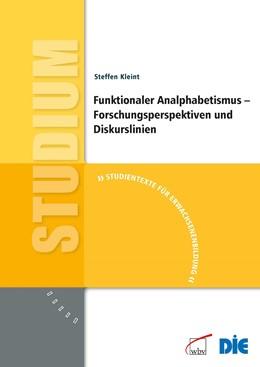 Abbildung von Kleint | Funktionaler Analphabetismus - Forschungsperspektiven und Diskurslinien | 1. Auflage | 2009 | beck-shop.de
