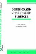Abbildung von Binder / Bowker / Inglesfield / Rous | Cohesion and Structure of Surfaces | 1995
