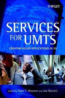 Abbildung von Ahonen / Barrett | Services for UMTS | 2002 | Creating Killer Applications i...