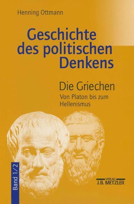 Abbildung von Ottmann | Geschichte des politischen Denkens | 2001
