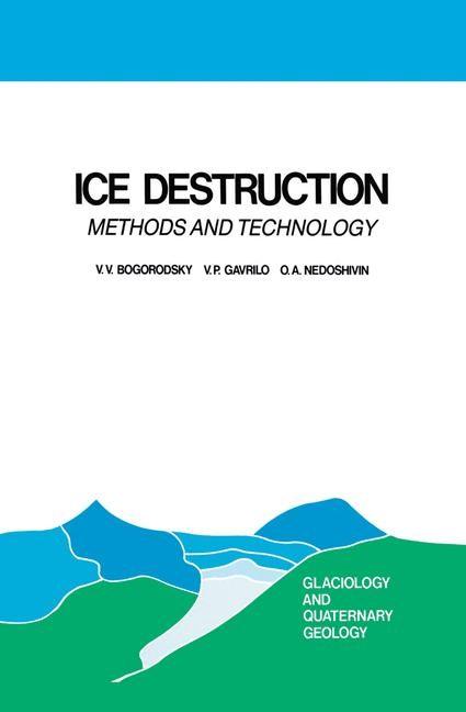 Abbildung von Bogorodsky / Gavrilo / Nedoshivin   Ice Destruction   1987