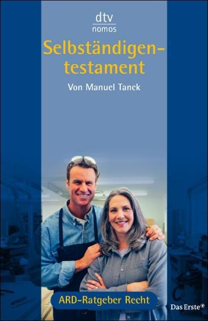 Selbständigentestament | Tanck, 2008 | Buch (Cover)