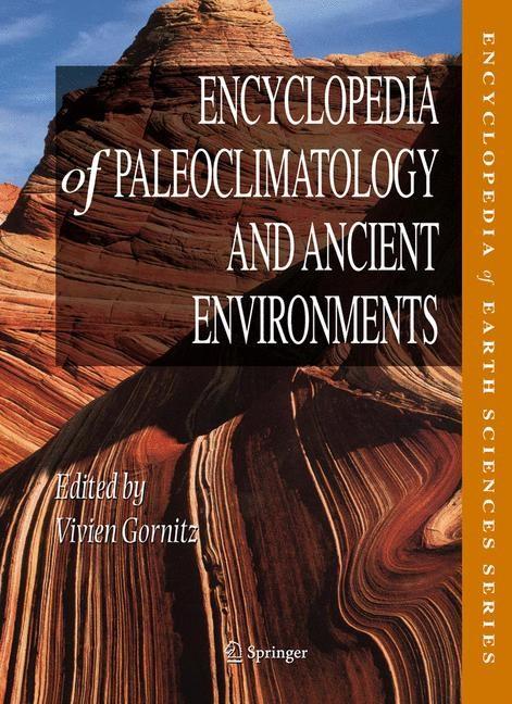Abbildung von Gornitz | Encyclopedia of Paleoclimatology and Ancient Environments | 2009