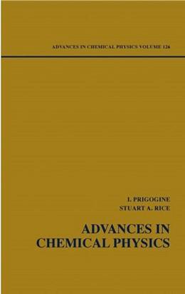 Abbildung von Prigogine / Rice | Advances in Chemical Physics | 2003 | Volume 126 | 126
