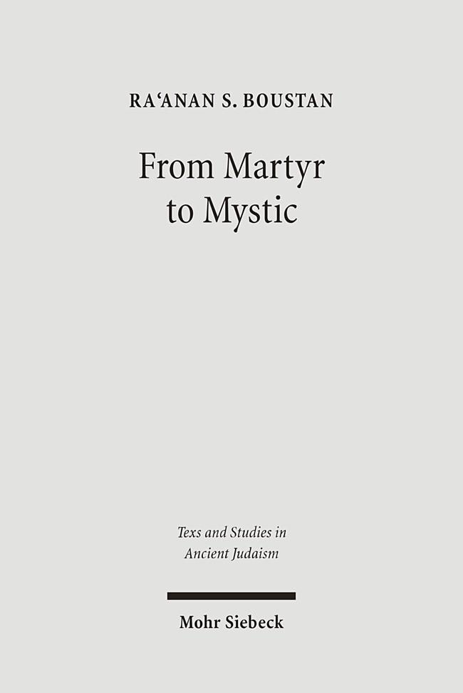 Abbildung von Boustan | From Martyr to Mystic | 2005