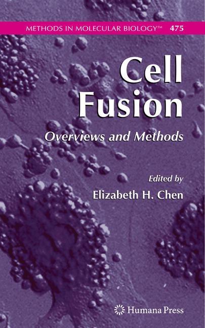 Abbildung von Chen | Cell Fusion | 2008