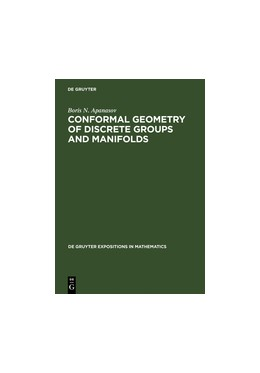 Abbildung von Apanasov | Conformal Geometry of Discrete Groups and Manifolds | Reprint 2011 | 2000 | 32