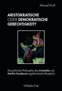 Abbildung von Knoll | Aristokratische oder demokratische Gerechtigkeit? | 1. Aufl. 2009 | 2009