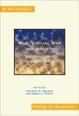 Abbildung von War, Virtual War and Society | 2008