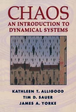 Abbildung von Alligood / Sauer / Yorke | Chaos | 2000 | An Introduction to Dynamical S...